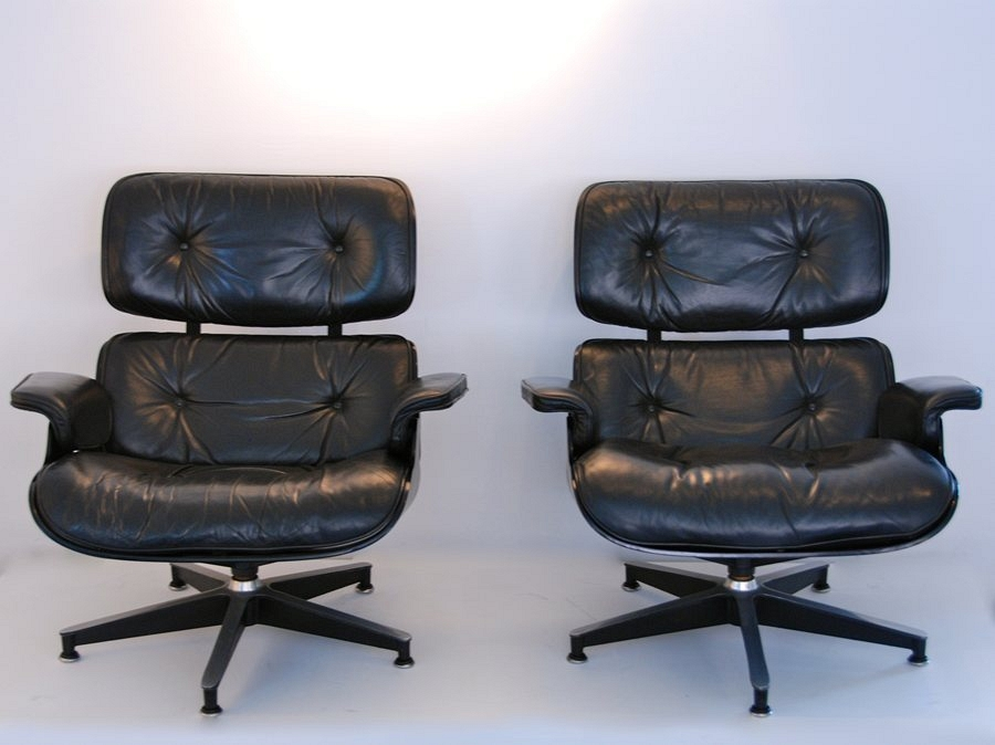 pair of seats Charles EAMES