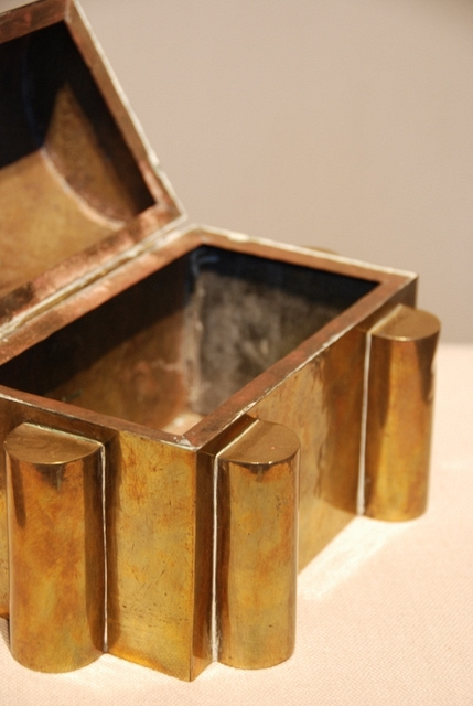 Box brass