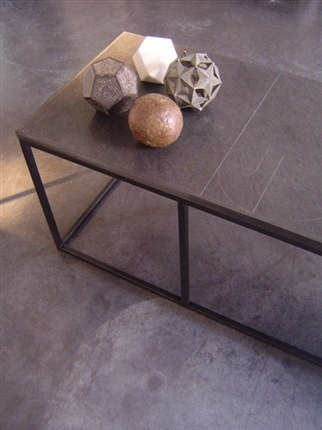 LOW TABLE (BLUE STONE)