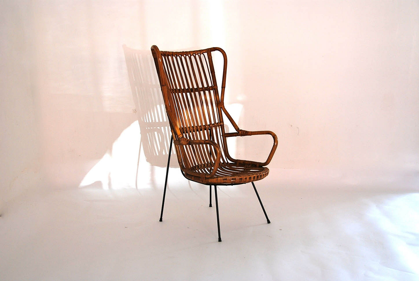 SEAT in wicker 2