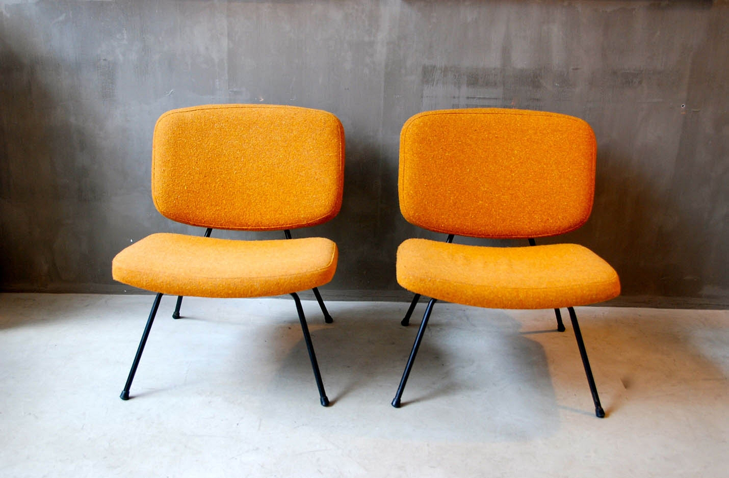 PIERRE PAULIN pair of seats CM190 2
