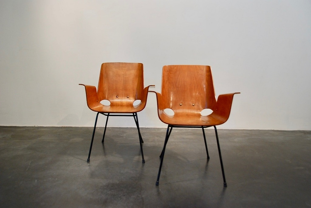 Pair of seats, V. Nobili
