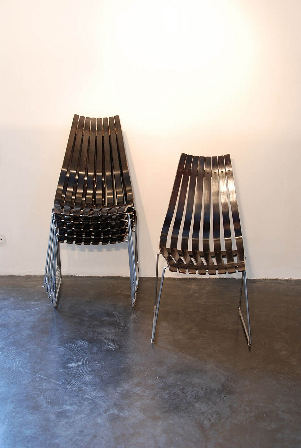 HANS BRATTRUD CHAIRS