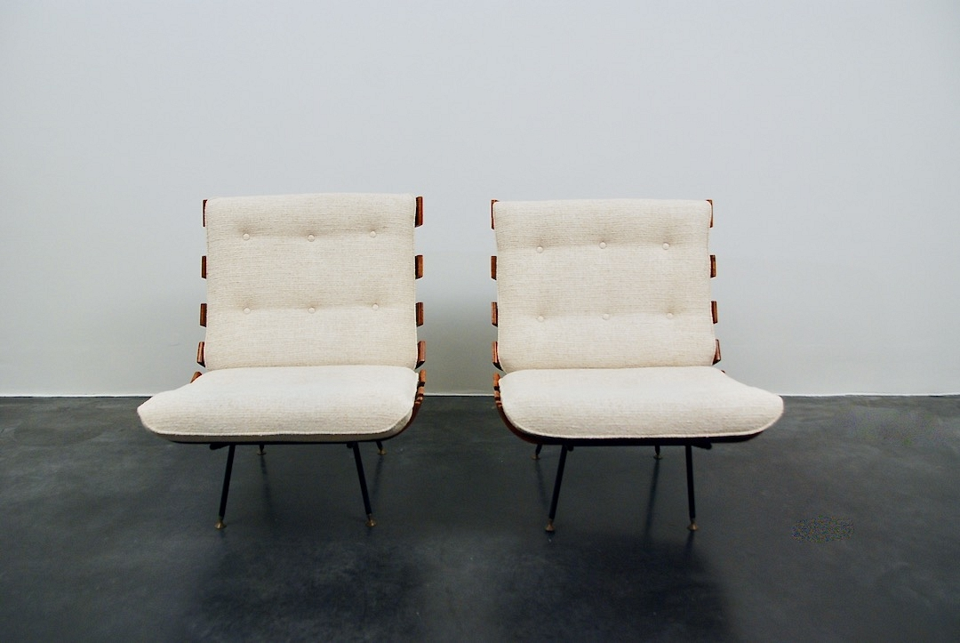Pair of seats Martin Eisler