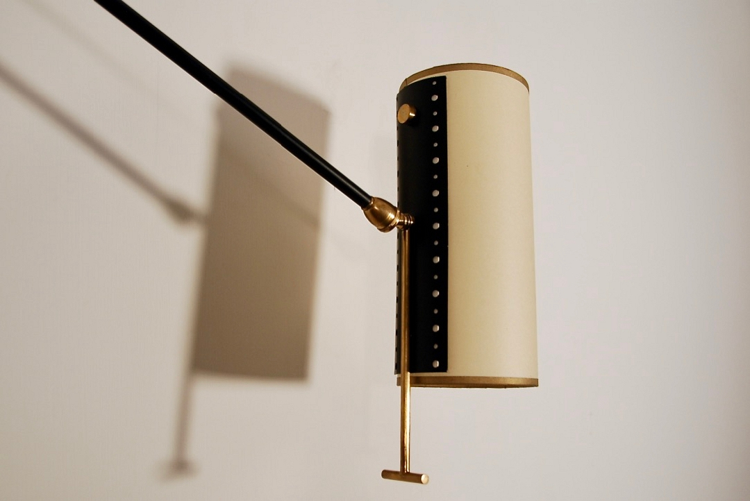 "Wall Lamp ""Lunel"""