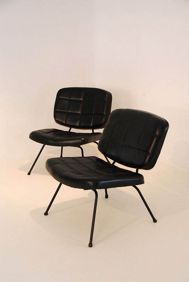 PIERRE PAULIN pair of seats CM190