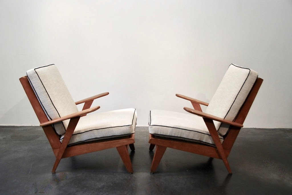 Pair of Seats 70's