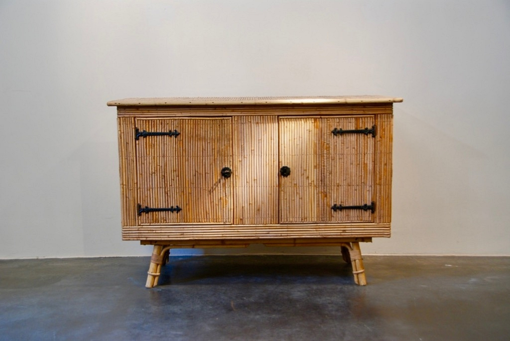 Chest of drawers Rotin