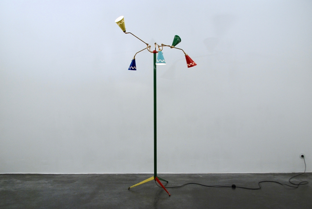 stilnovo colors floor lamp