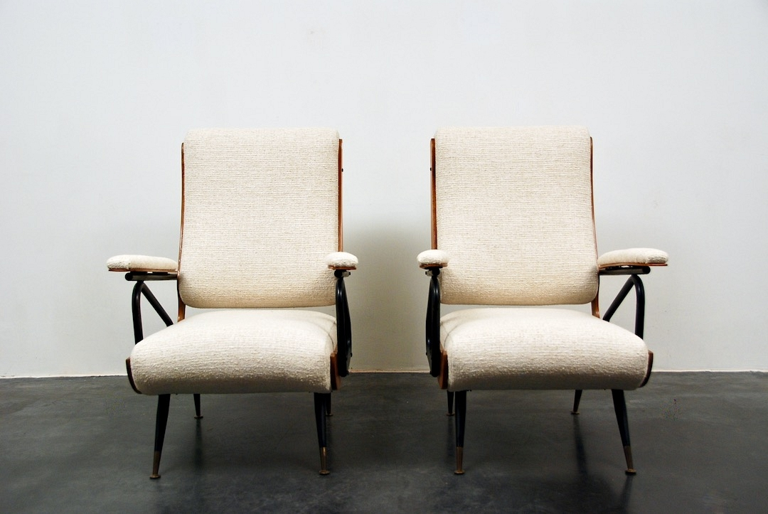 Pair  (1) of seats