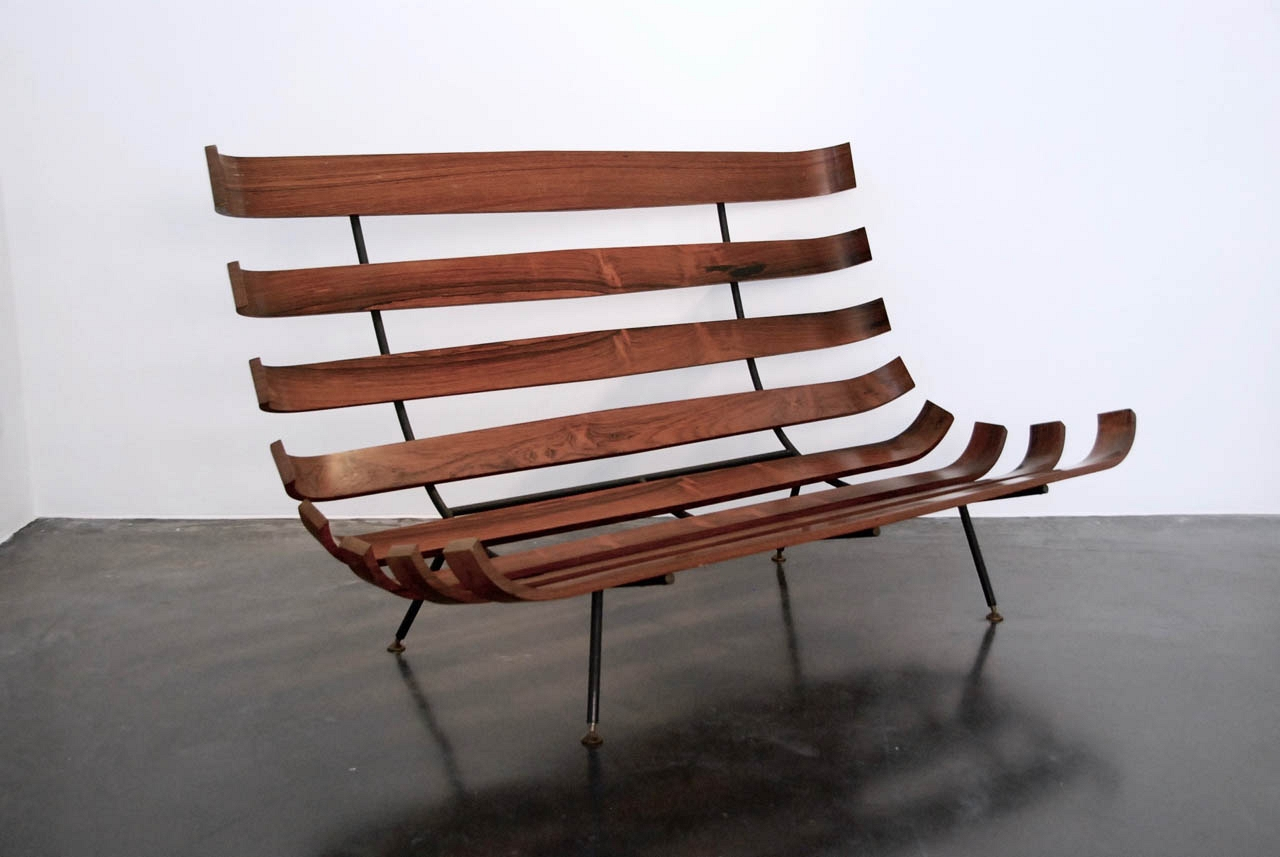 Martin Eisler lounge chairs & sofa